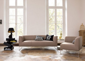 Мягкая мебель для офиса Вики