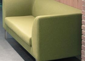 Мягкая мебель для офиса Сиеста