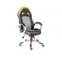 Everprof Drive TM экокожа черный/серый/зеленый
