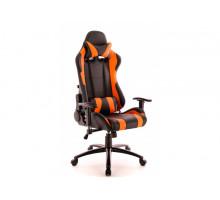 Everprof Lotus S2 экокожа черный/оранжевый