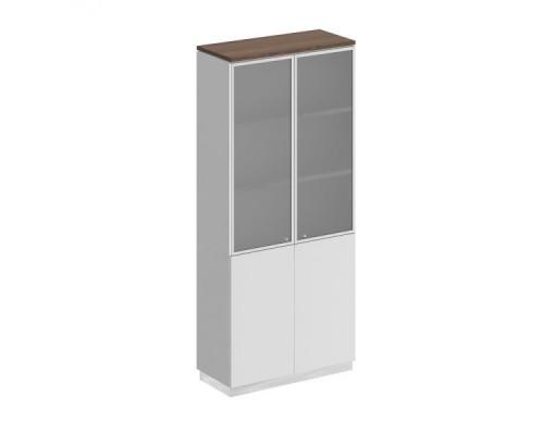 Шкаф для документов со стеклянными дверьми Bravo СИ 308