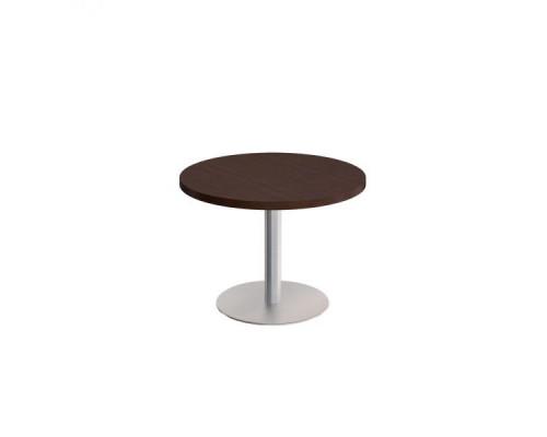 Стол для переговоров круглый на опоре-колонне Cosmo КС 141