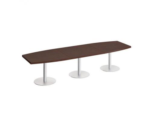 Стол для переговоров на опорах-колоннах Cosmo КС 144