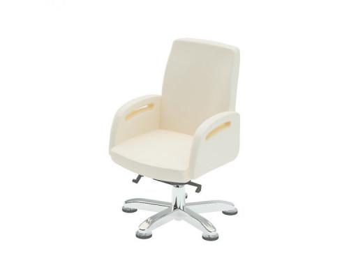 Кресло с низкой спинкой на крестовине без колесиков ISixty DAT/605M/P