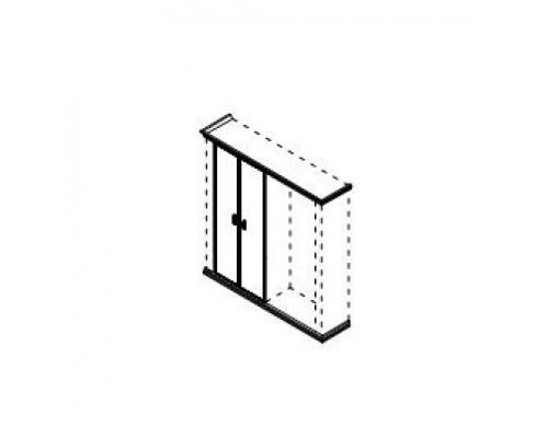 Комплект дверей гардеробных Porto PRT429