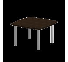 Стол для переговоров на металлических опорах Талант 121