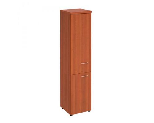 Шкаф для документов узкий закрытый Патриот ПТ 792