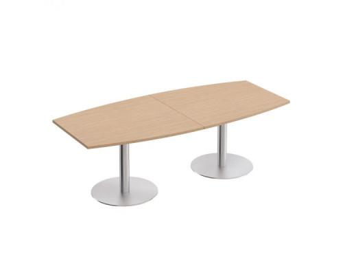 Стол для переговоров на опорах-колоннах Reventon МЕ 142