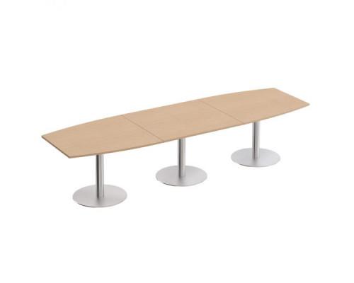 Стол для переговоров на опорах-колоннах Reventon МЕ 144