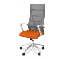 Кресло Топ X белый каркас