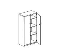 Шкаф с распашными дверьми с замком Orgspace F9716