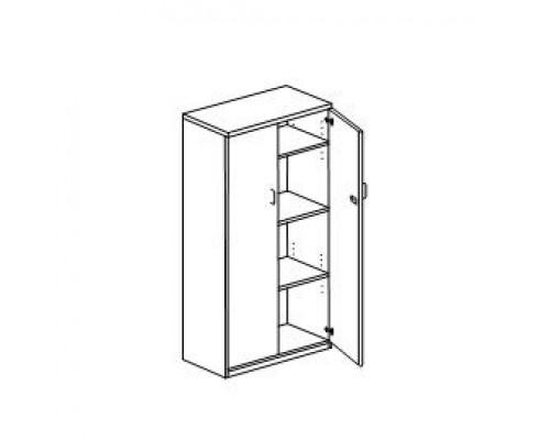 Шкаф для документов закрытый Orgspace F8716