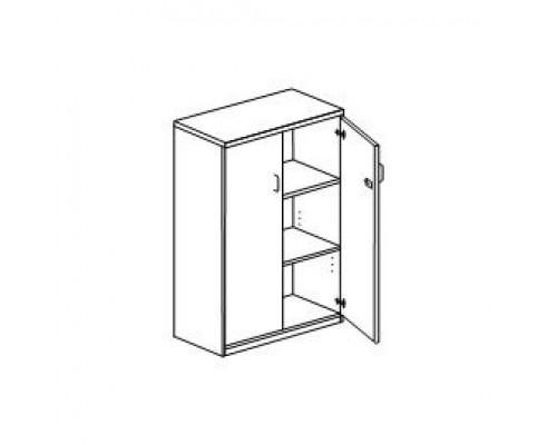 Шкаф с распашными дверьми Orgspace F8719