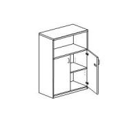 Шкаф с распашными дверьми Orgspace F8720