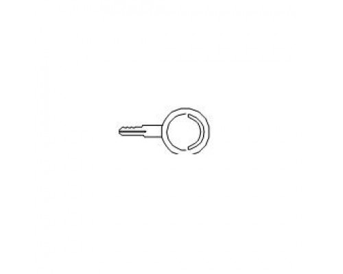 Заготовка для ключа Orgspace F5136