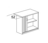 Шкаф рабочей зоны и проходов Karstula Orgspace F8511