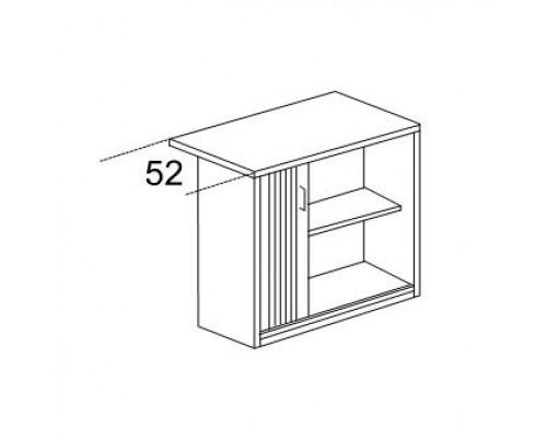 Шкаф рабочей зоны и проходов Karstula с замком Orgspace F8517