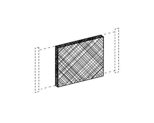 Подушка навесная Orgspace F0849