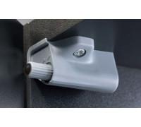 Доводчик угловой для распашных дверей (комплект 2 шт.) PROFIQUADRO LIGHT 972-0Х19-380-00