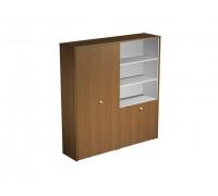 Шкаф комбинированный для документов PROFIQUADRO LIGHT КВ 357