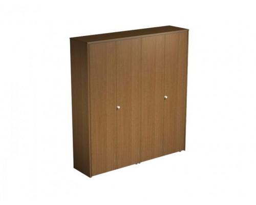 Шкаф комбинированный закрытый (одежда-документы) PROFIQUADRO LIGHT КВ 358