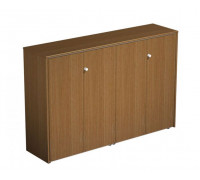Шкаф для документов закрытый PROFIQUADRO LIGHT КВ 328 БН