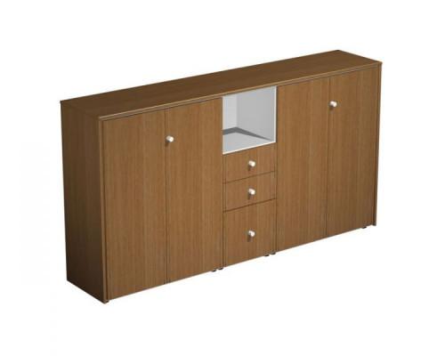 Шкаф комбинированный PROFIQUADRO LIGHT КВ 333 БН