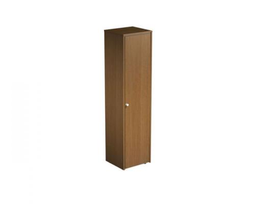 Шкаф для документов узкий закрытый PROFIQUADRO LIGHT КВ 341 БН
