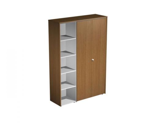 Шкаф комбинированный (3-секционный) документы+одежда PROFIQUADRO LIGHT КВ 351 БН