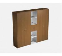 Шкаф комбинированный PROFIQUADRO LIGHT КВ 363 БН