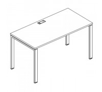 Стол письменный на металлокаркасе UNO A4 Б1 011 БП