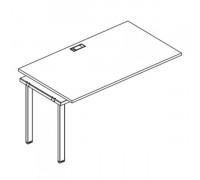 Секция стола рабочей станции на металлокаркасе UNO A4 Б1 024-1 БП