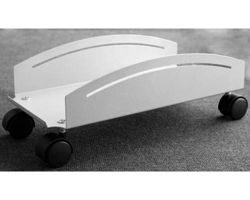 Подставка для системного блока металлическая (цвет серый) Формула МФ ФС 535