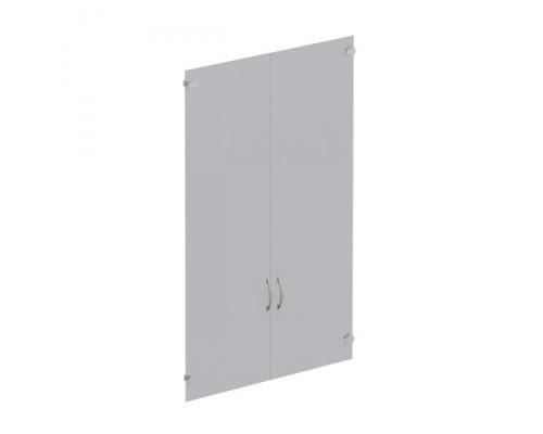 Двери стеклянные (комплект - 2 шт.) Формула МП ФР 605