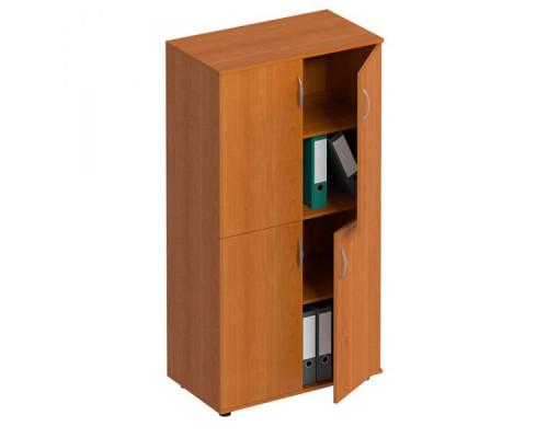Шкаф для документов 4-дверный Формула МП ФР 365