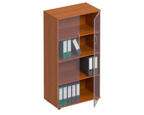 Шкаф для документов со стеклом Формула МП ФР 366