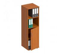 Шкаф для документов узкий полузакрытый Формула МП ФР 367