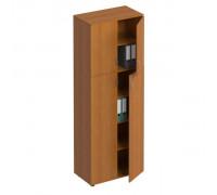 Шкаф для документов закрытый 4- дверный Формула МП ФР 373