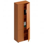 Шкаф для документов закрытый 4- дверный Формула МП ФР 373-1