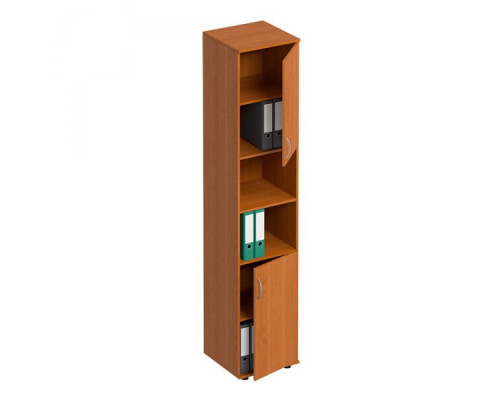 Шкаф для документов узкий Формула МП ФР 384