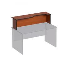 Надстройка к столу с вырезом правая Дин-Р ДР 471