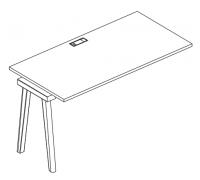 Секция стола рабочей станции Albero АЛ 9013-1
