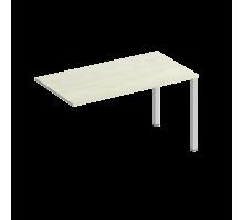Секция стола рабочей станции на металлокаркасе КФ Комфорт КФ К.132-1