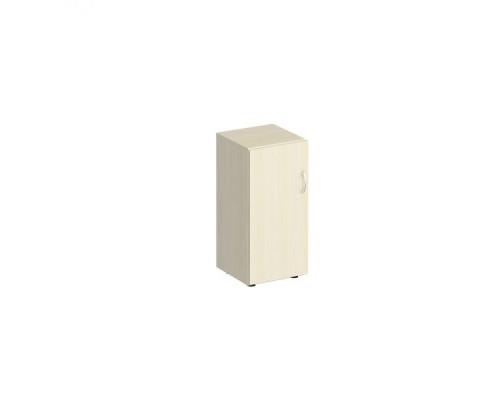 Шкаф для документов низкий узкий закрытый Комфорт МП2 К 508