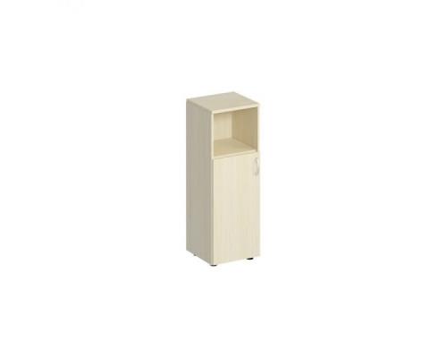 Шкаф для документов средний узкий позузакрытый Комфорт МП2 К 367