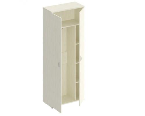 Шкаф для одежды с дополнением Комфорт МП2 К 531