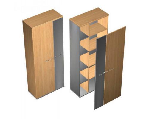 Шкаф комбинированный с узкой дверью левый/правый UP! АП 301-1 ГА