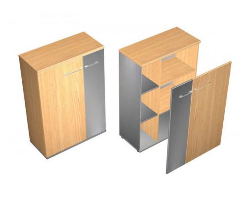 Шкаф комбинированный средний с узкой дверью UP! АП 302-1 ГА