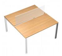 Рабочий стол (2х120) без одной опоры UP! АП 0147 ГА