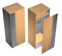 Шкаф для одежды UP! АП 306 ГА